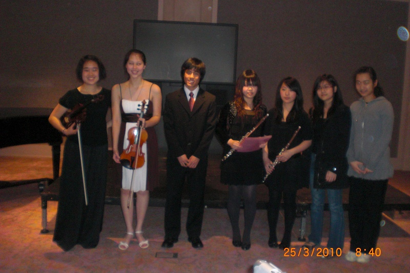 After the Concert